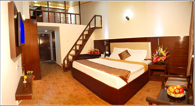 Duplex Room | Hotel Angels Inn | Manali Hotels