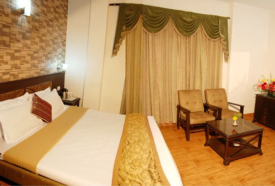 Hotel Angels Inn | Manali Hotels | Deluxe Room